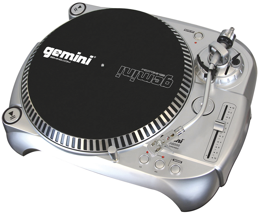 GEMINI TT-2000 TURNTABLE