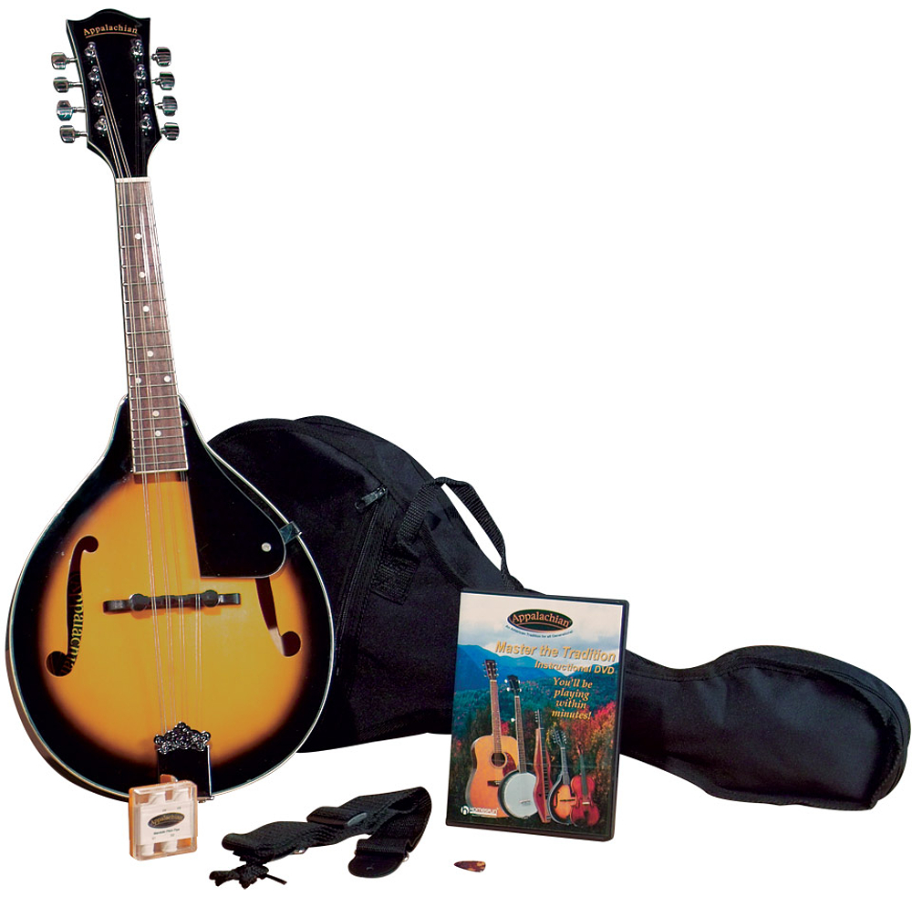 Appalachian APM-1 Pickin Pac Mandolin Outfit | ActiveMusician