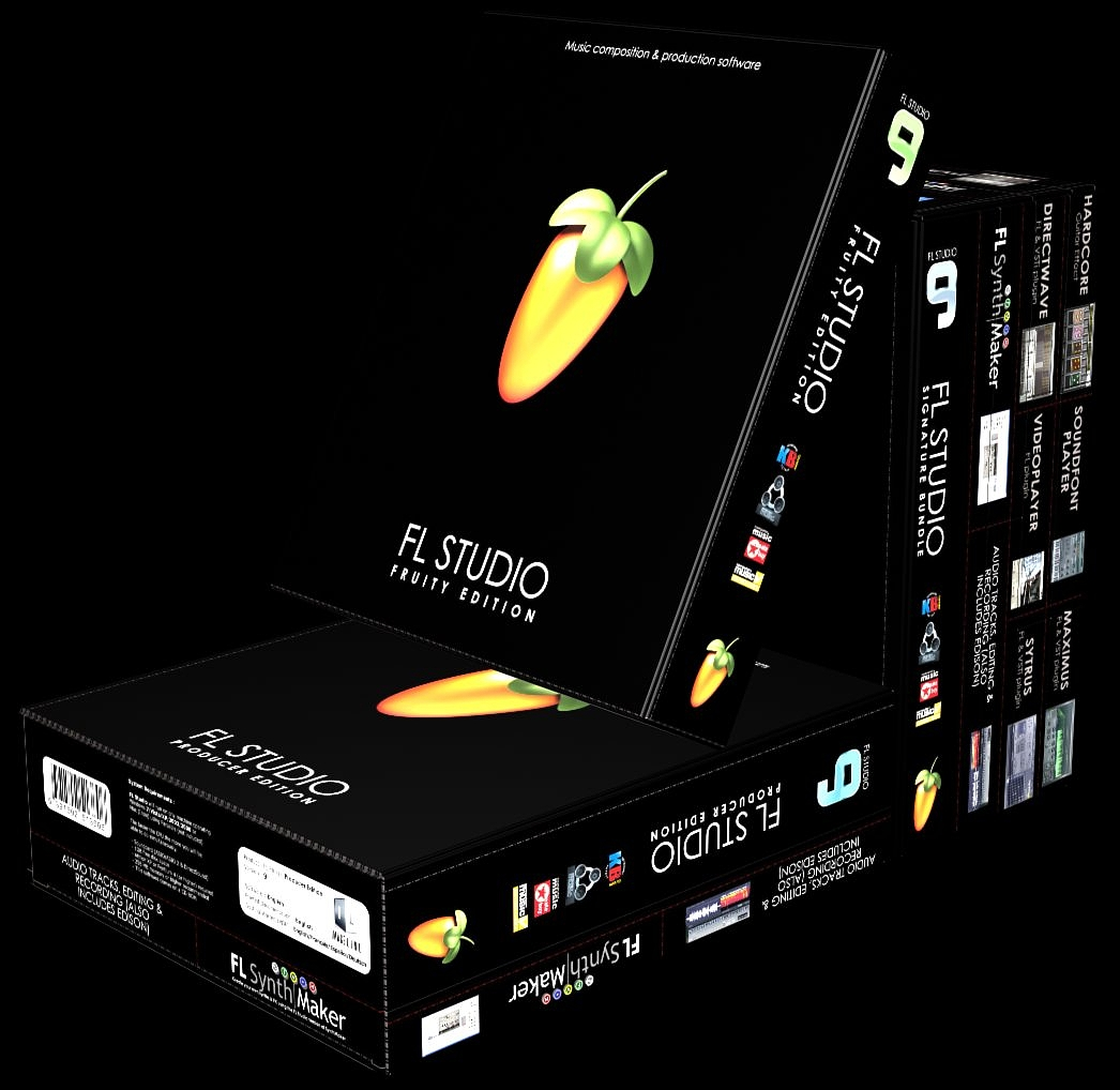 Fruity Loops 10 Crack.