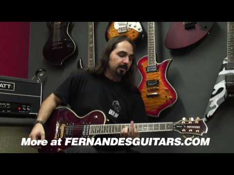 Fernandes Monterey Elite - Andres Jaramillo