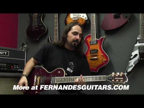 Fernandes Monterey Elite - Andres Jaramillo