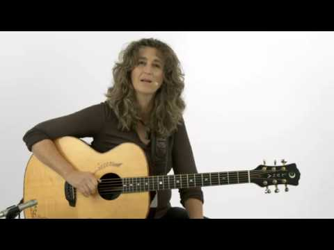 Open Tunings - #4 D Sus 4 - Acoustic Guitar Lesson - Vicki Genfan