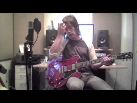 Pigtronix Philosopher's Tone Effects Pedal Demo - Pete Thorn