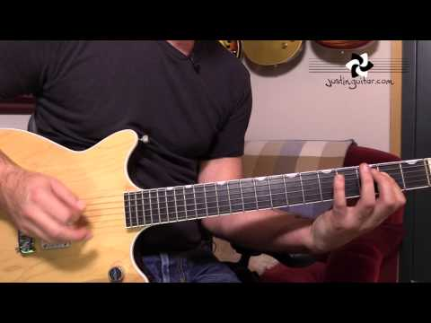 Whole Lotta Rosie - AC/DC - Rock Guitar Lesson (ST-336) Angus, Malcolm
