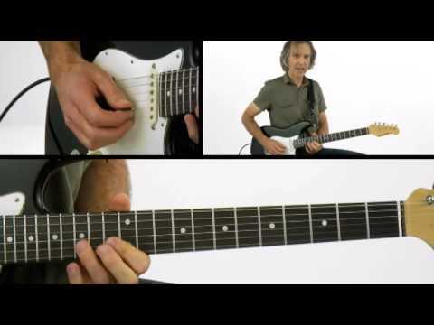 CAGED Commander - #42 Single String Triplets - Guitar Lesson - Dave Celentano