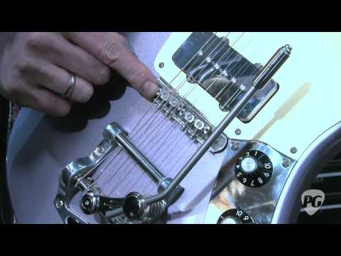 Musikmesse '12 - Deimel Guitars Firestar Demo