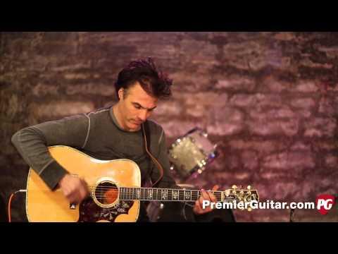 Review Demo - Acoustic Amplification A20 20w Acoustic Guitar Amp