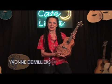 Luna's Tattoo Concert Ukulele - Video Review