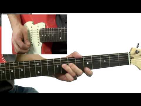 Solo Factory: Texas Blues - #4 - Guitar Lesson - Corey Congilio