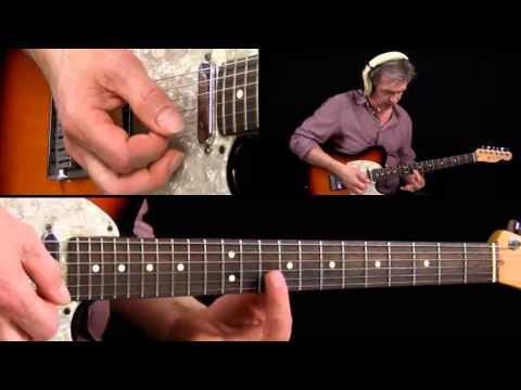 50 Soul Licks - #23 Change My Mind - Guitar Lesson - Jay Williams