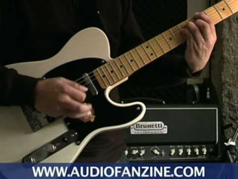 Squier Classic Vibe &#039;50s Telecaster Electric Guitar - Demo