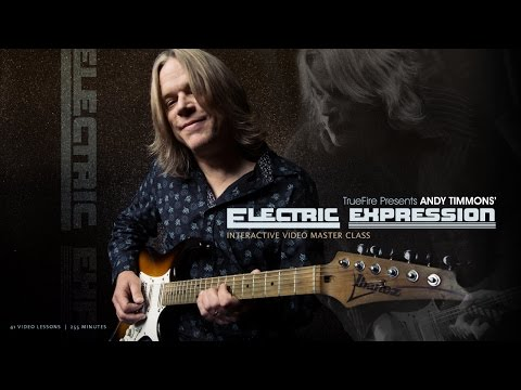 Andy Timmon's Electric Expression - Intro - Guitar Lessons