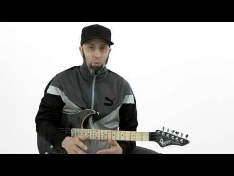 Guitar Gym: Triad Chord Scales - #20 - Guitar Lesson - Chris Buono