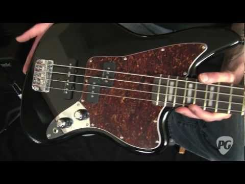 Squier Vintage Modified Jaguar and Jaguar Special Short Scale Basses - Video Review