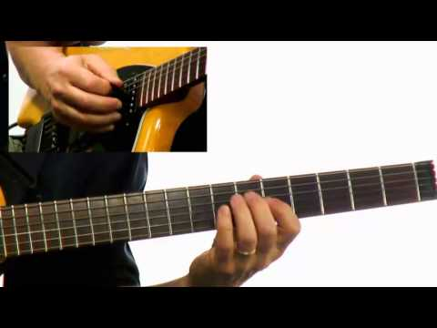 Shades Of Jazz - #17 - Guitar Lesson - Kenny Wessel