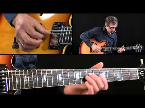 50 British Invasion Licks - #22 Vibe Happening - Guitar Lesson - Jac Bico