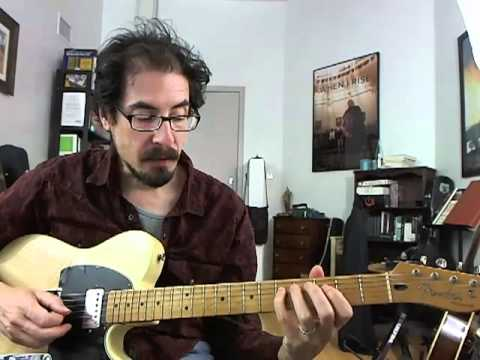 50 Jazz Blues Licks - #33 Sonny Clark - Guitar Lesson - David Hamburger
