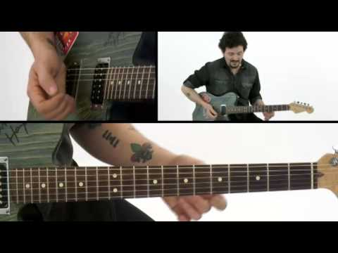 Blues Americana - #22 - Guitar Lesson - Mike Zito