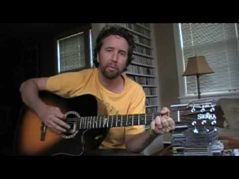 Chris Roberts of One Flew South Reviews the Sierra Alpine SDS55CETS Acoustic-Electric Guitar