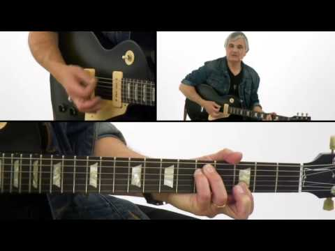 Guitaristics: Rhythm Guitar Lesson - #14 Added Note Chords - Laurence Juber