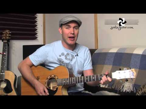 How To Play What Took You So Long By Emma Bunton (Easy Song Guitar Lesson SB210)