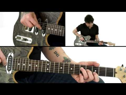 Blues Guitar Lesson - Lick #5 Cannonball Travis - Mike Zito