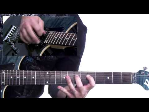 50 Rock Virtuoso Licks - #28 - Guitar Lesson - Scott Allen