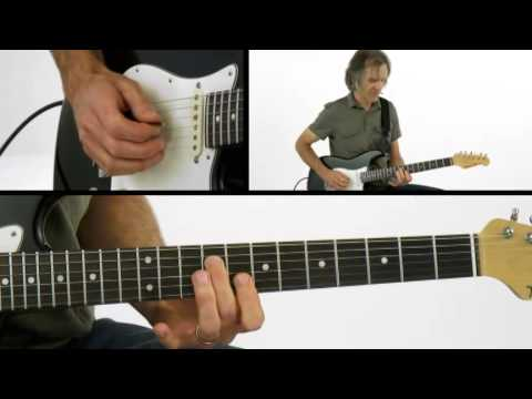 CAGED Commander - #47 Diatonic 6ths - Guitar Lesson - Dave Celentano