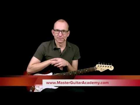 Bluesy Christmas Guitar Lesson