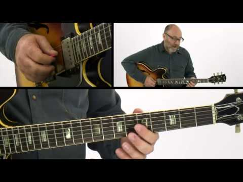 Slow Burn Soloing Guitar Lesson - #3 On A Bus Breakdown - Adam Levy