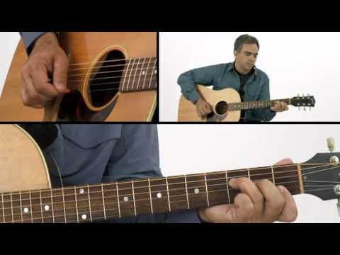 Guitar 201 - #17 Picked Arpeggios - Lesson - Rich Maloof