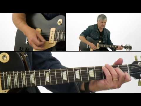 Guitaristics: Rhythm Guitar Lesson - #16 Keep It In The Pocket - Laurence Juber