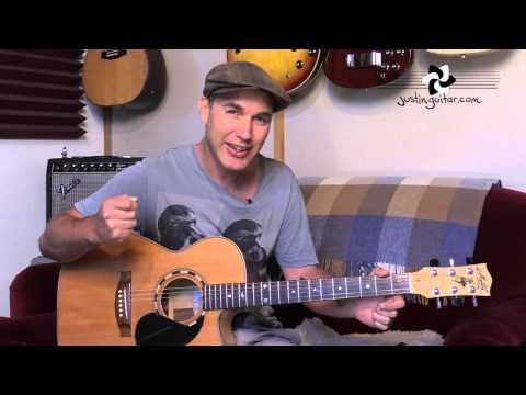 How To Play Cherry Cherry By Neil Diamond (Guitar Lesson SB-423)