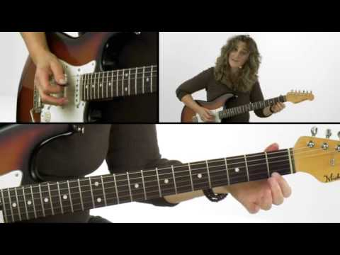 Open Tunings - #27 C M11 - Guitar Lesson - Vicki Genfan