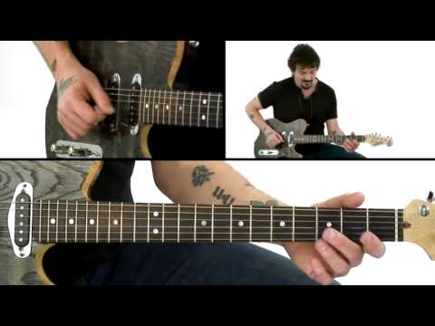 Blues Guitar Lesson - Lick #7 Roy The Hammer - Mike Zito