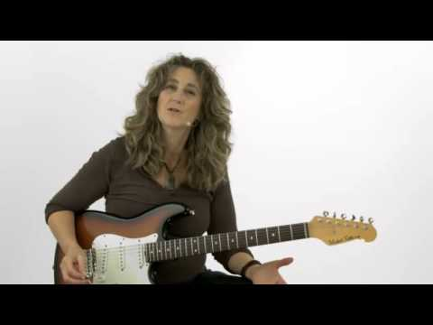 Open Tunings - #25 C M11 - Guitar Lesson - Vicki Genfan