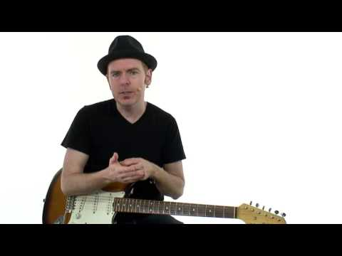 Blues Survival Guide: Rhythm - #50 - Guitar Lesson - Jeff McErlain