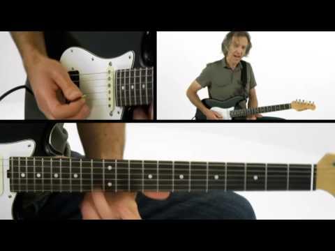 CAGED Commander - #10 C Form Solo - Guitar Lesson - Dave Celentano