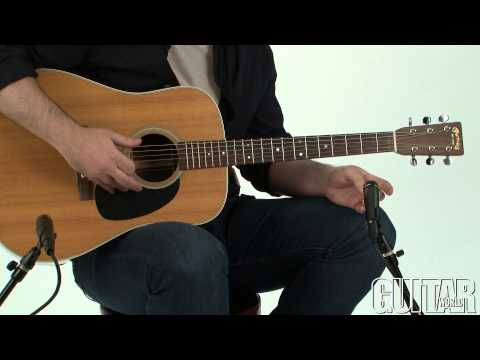 How To Play Percussive Acoustic Guitar With Mike Errico Part 3
