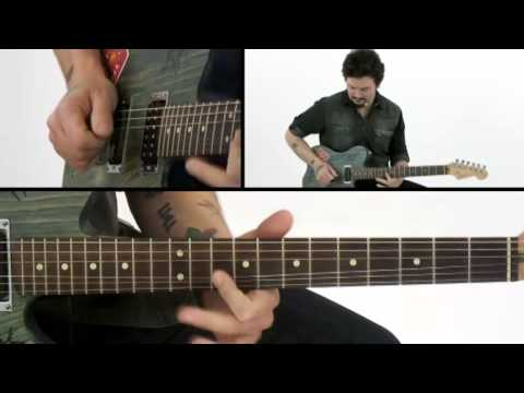 Blues Americana - #5 - Guitar Lesson - Mike Zito